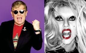 Lady Gaga, Fashion für die Vielfältigkeit: Lady Gaga und Elton John designen eine gemeinsame Modekollektion für den guten Zweck