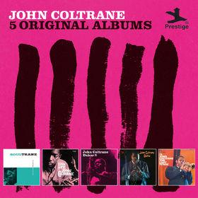 John Coltrane, 5 Original Albums, 00888072363984