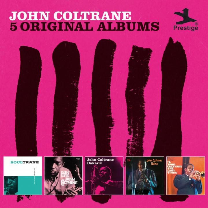 John Coltrane - 5 Original Albums