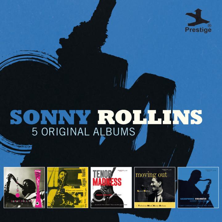 Sonny Rollins - 5 Original Albums