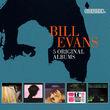 Bill Evans, 5 Original Albums, 00888072369351