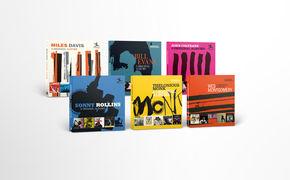 Various Artists, Die Säulen des Jazzfirmaments - Fünf Klassiker auf einen Streich