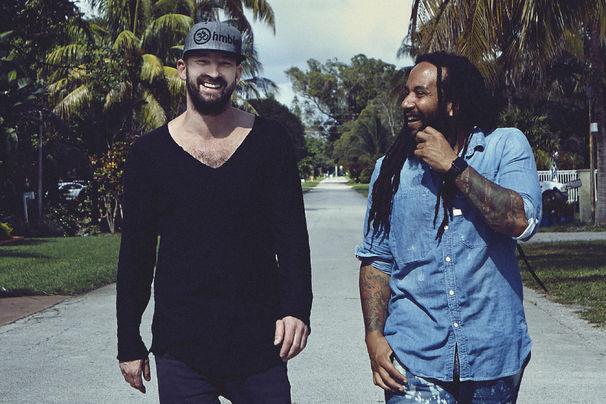 Gentleman, Conversations: Das neue Album von Gentleman und Ky-Mani Marley ist vorbestellbar