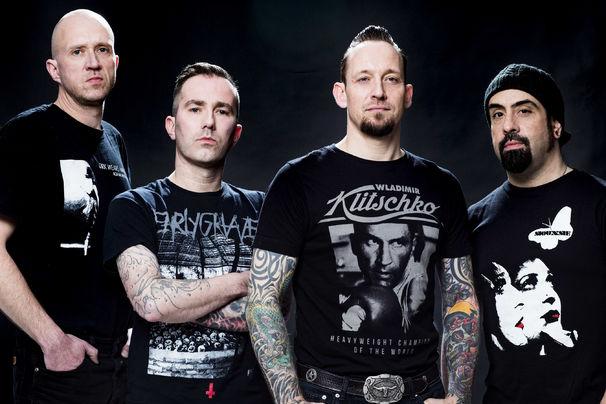 Volbeat, Volbeat heißen neuen Bassisten Kaspar Boye Larsen willkommen