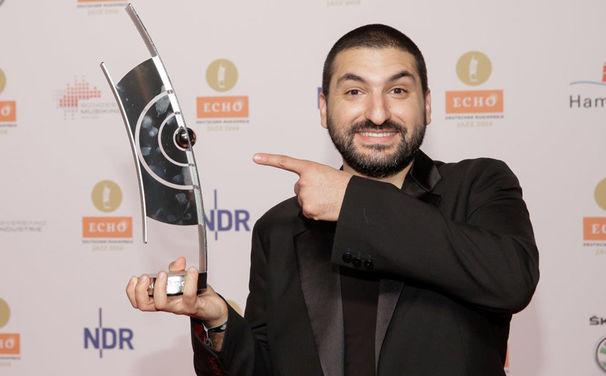 Ibrahim Maalouf, Blitzlicht, Ehrungen und ein paar Tränen – die ECHO Jazz Awards 2016
