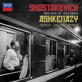 Vladimir Ashkenazy, Shostakovich: Piano Trios Nos. 1 & 2; Viola Sonata, 00028947893820