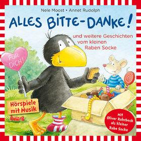 Kleiner Rabe Socke, Rabe Socke - Alles Bitte-danke!, 00602547709110