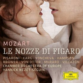 Rolando Villazón, Mozart: Le nozze di Figaro, K.492, 00028947959458