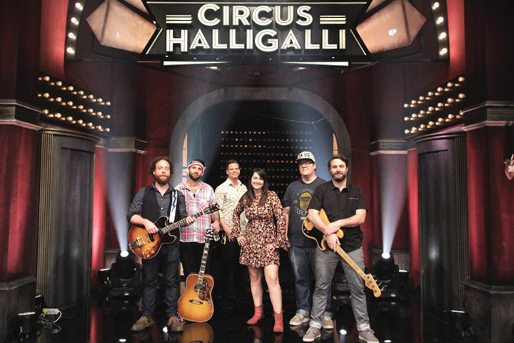 The Strumbellas Circus HalliGalli 2016