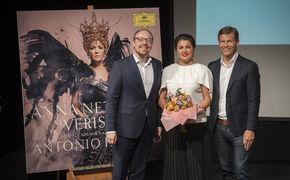 Anna Netrebko, Anna Netrebko kündigt ihr neues Album Verismo an