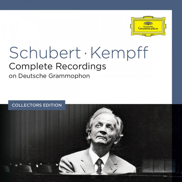 Schubert/Kempff – Complete Recordings on Deutsche Grammophon