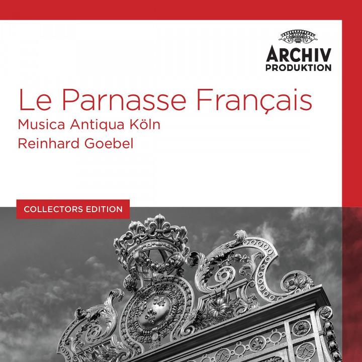 Reinhard Goebel/Musica Antiqua Köln: Le Parnasse Français