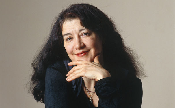 Martha Argerich, Philharmonie mit Martha Argerich und Seiji Ozawa