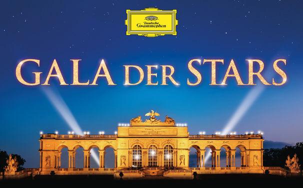 Diverse Künstler, Doppelalbum mit Glamourfaktor - Die Deutsche Grammophon und Hörzu präsentieren Gala der Stars
