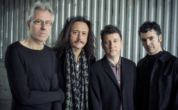ECM Sounds, Passt in keine Schublade - die stilübergreifende Musik des neuen Quartetts von Dominique Pifarély