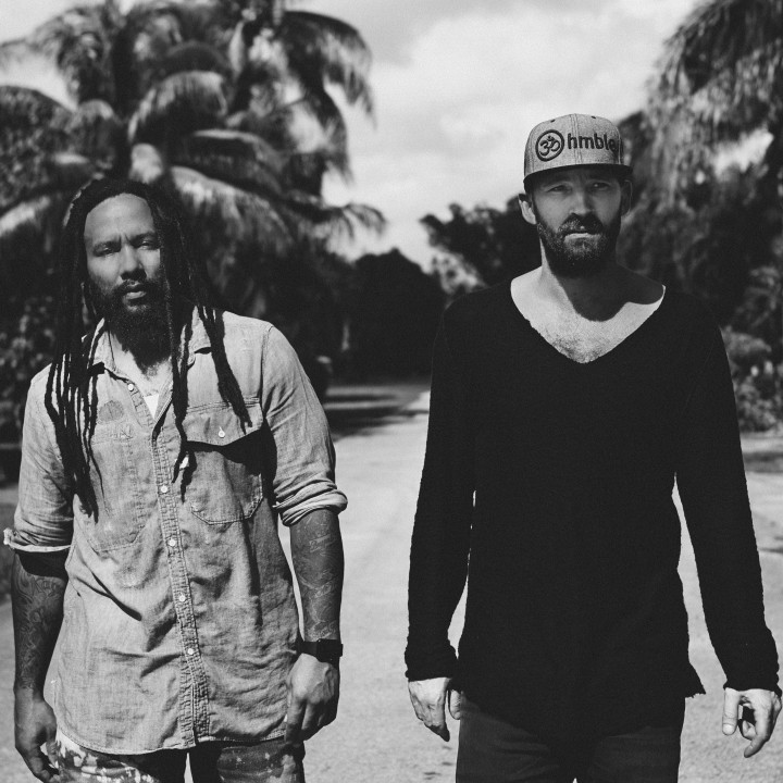 "Gentleman & Ky-Mani Marley, ""Conversations"", 2016"