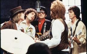 The Traveling Wilburys, Concord Bicycle Music und The Traveling Wilburys präsentieren gemeinsam die Wiederveröffentlichung ihres Kataloges