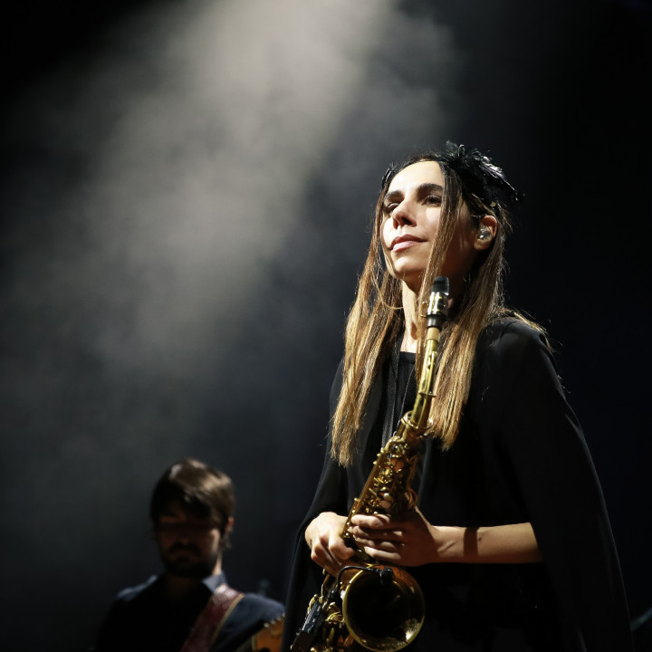 PJ Harvey Primavera Sound Festival 2016