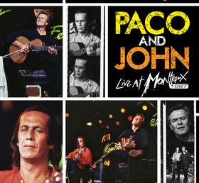 Paco de Lucia, Live At Montreux 1987, 05051300205928