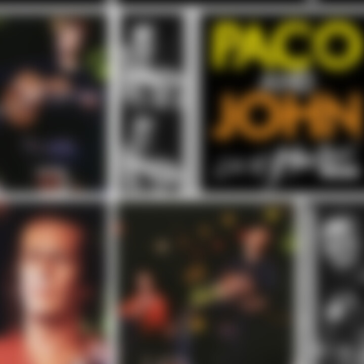 Paco John Montreux 1987 Cover