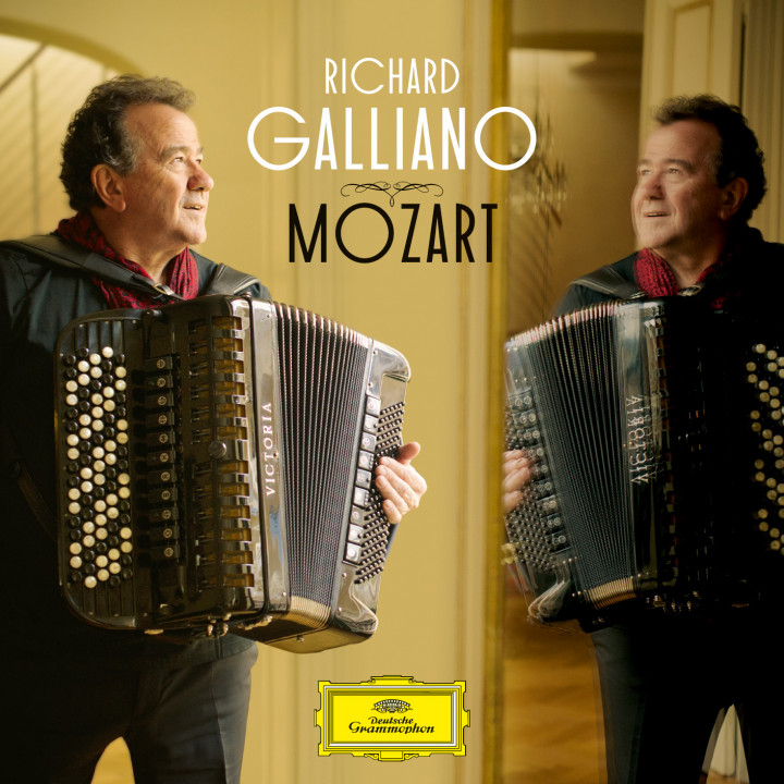 Richard Galliano - Mozart