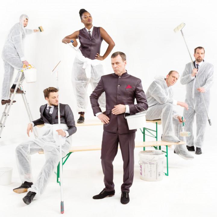 Sebastian Maier, Chassy Wezar, Onejiru, Matthias Arfmann, Peter Imig, Milan Meyer-Kaya