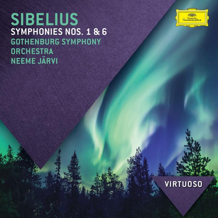 Sibelius: Symphonies 1 & 6