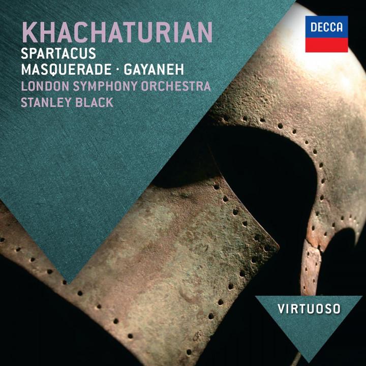 Khachaturian: Spartacus
