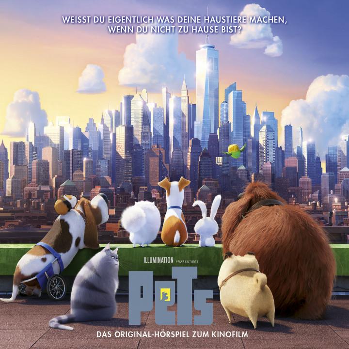 Pets - Das Original-Hörspiel zum Kinofilm