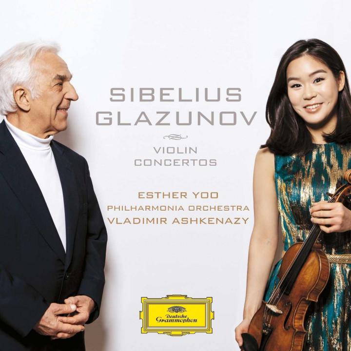 Vladimir Ashkenazy: Sibelius, Glazunov Violin Concertos