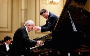 Maurizio Pollini, Glückliche Fügung – Pollini und Thielemann interpretieren Brahms