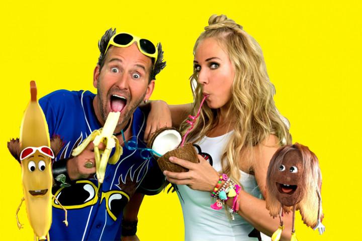 Tom Lehel Coconut Banana