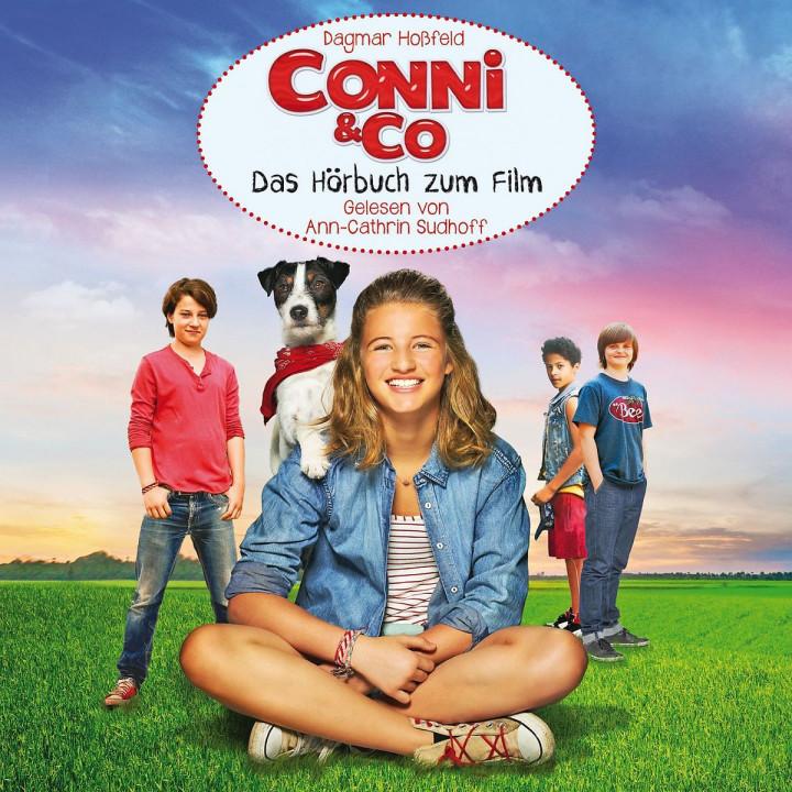 Dagmar Hoßfeld: Conni & Co - Das Hörbuch zum Film
