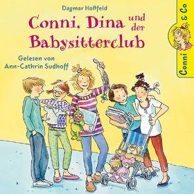 Conni, Dagmar Hoßfeld: Conni, Dina und der Babysitterclub, 00602547915108