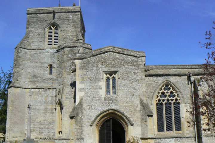 Saint Mary's Church in Great Milton