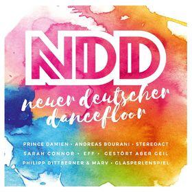 NDD - Neuer Deutscher Dancefloor, NDD - Neuer Deutscher Dancefloor, 00600753712344