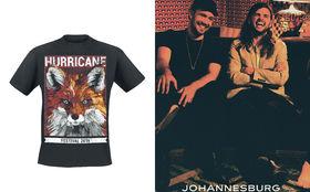 Mumford & Sons, Ready To Rock: Gewinnt Mumford & Sons' EP Johannesburg mit Hurricane- oder Southside-Festival-Shirt