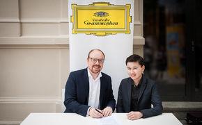 Daniel Lozakovich, Unter Vertrag: Deutsche Grammophon verpflichtet Junggeiger Daniel Lozakovich