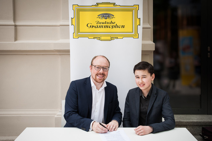 Dr. Clemens Trautmann, Daniel Lozakovich