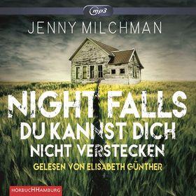 Various Artists, J. Milchman: Night Falls. Du kannst d.n.verstecken, 09783957130372