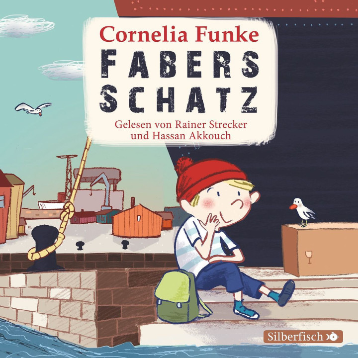 Cornelia Funke: Fabers Schatz