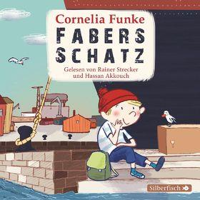 Various Artists, Cornelia Funke: Fabers Schatz, 09783867423144