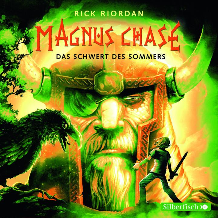 R. Riordan: Magnus Chase (01: Schwert des Sommers)