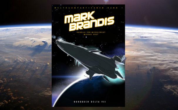 Mark Brandis, Mark Brandis ab Oktober 2016 als Comic