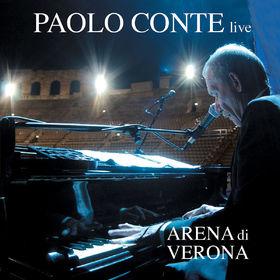 Paolo Conte, Live Arena Di Verona, 00602547927002