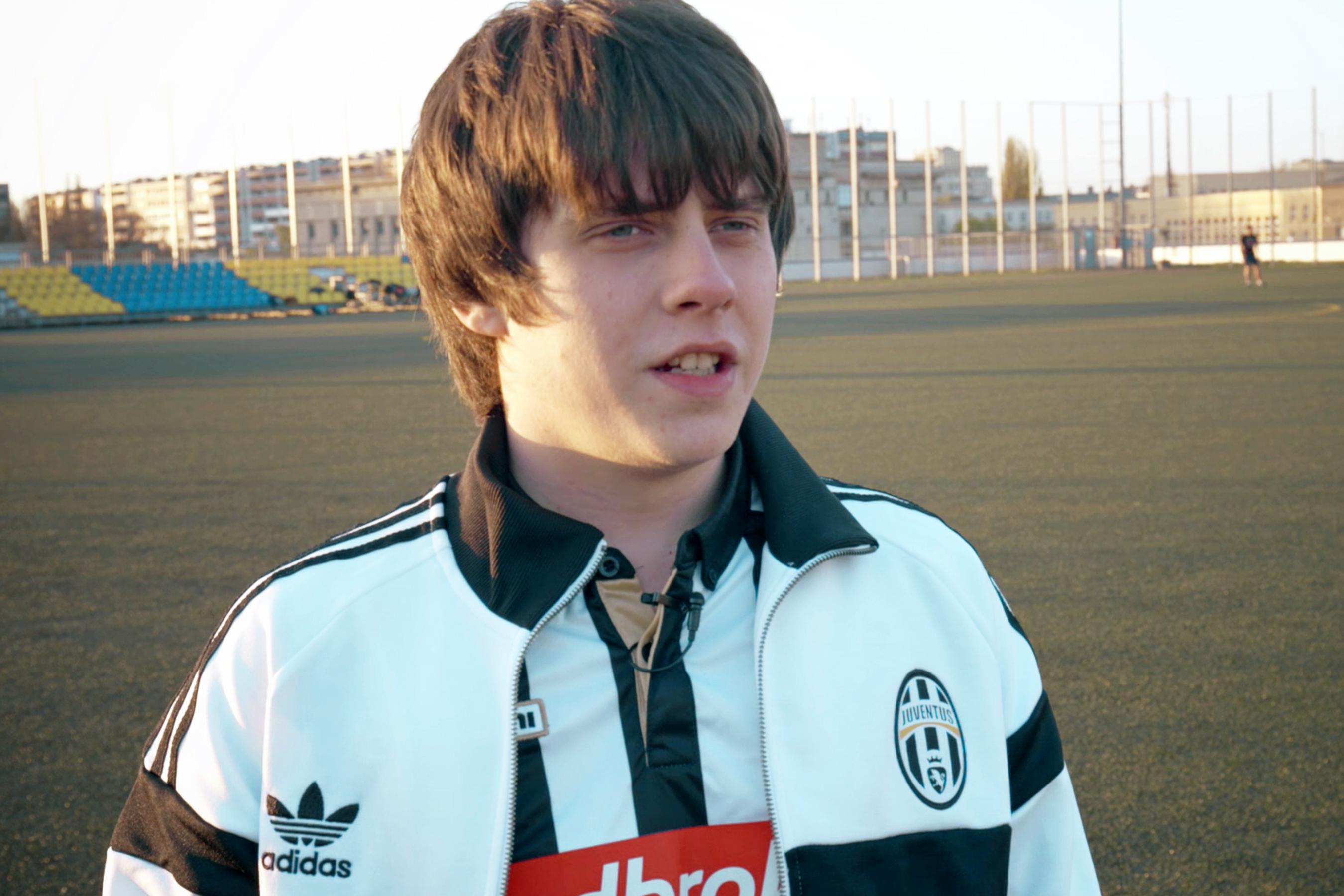 Jake Bugg, Kurzinterview (Football vs. Music)