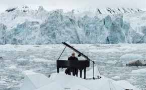 Ludovico Einaudi, Ludovico Einaudi setzt ein Zeichen für den Schutz der Meere: Elegy for the Arctic