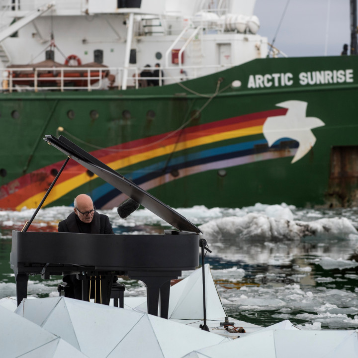 Ludovico Einaudi, Arctic Sunrise