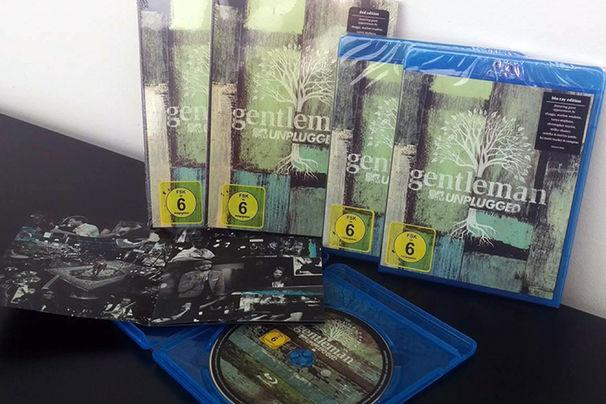 Gentleman, Gewinnt DVDs und Blu-Rays vom Gentleman MTV Unplugged Konzert