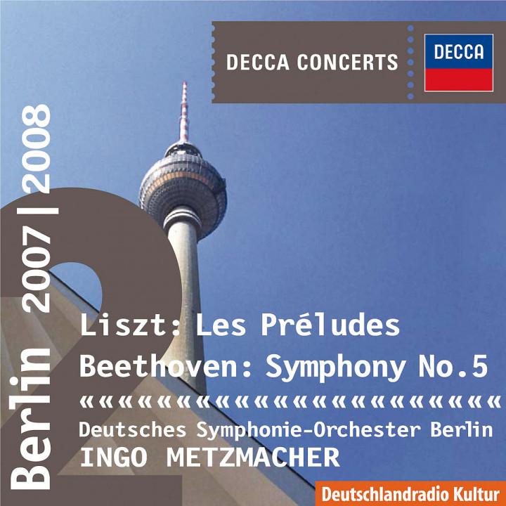 Beethoven: Symphony No.5 / Liszt: Les Preludes